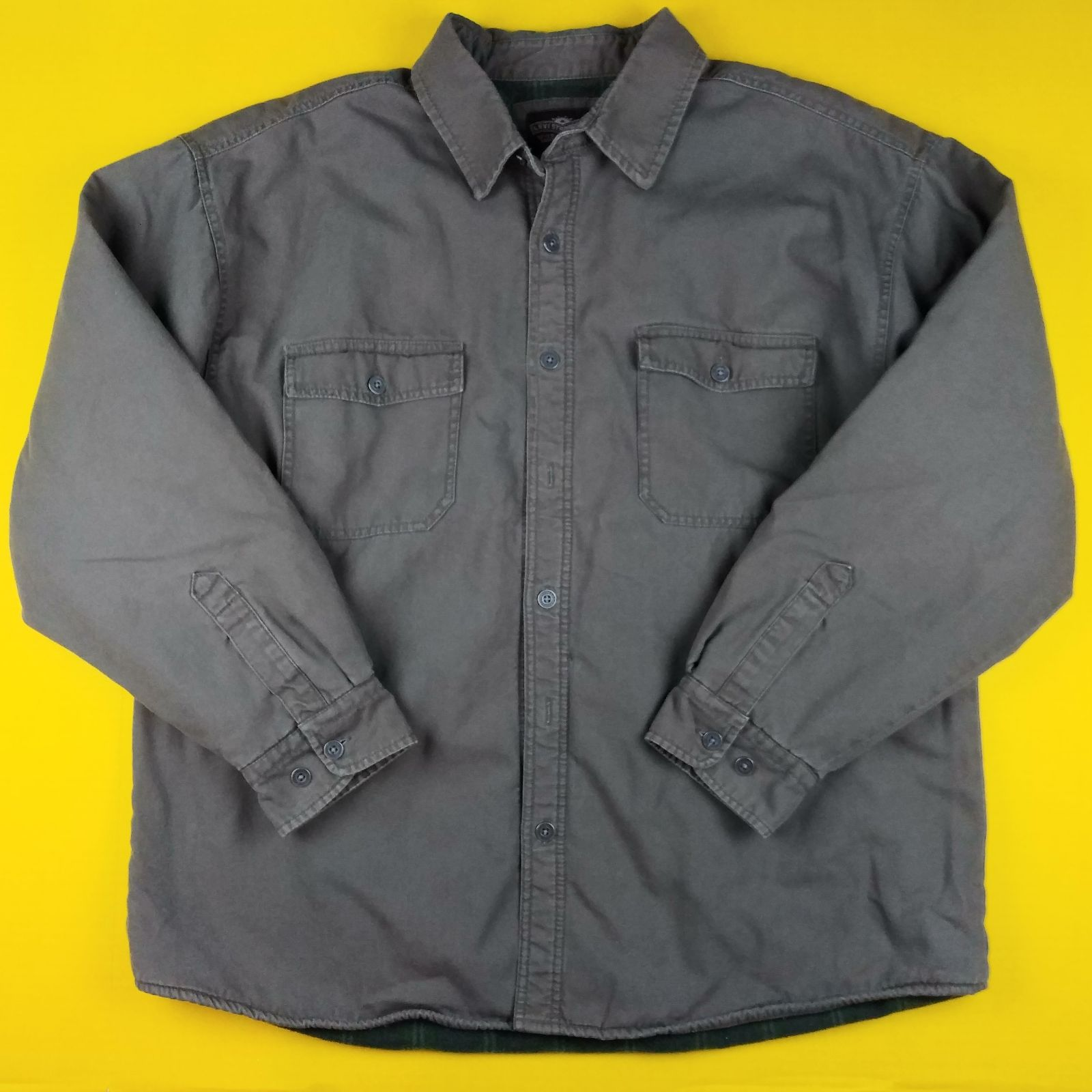 Thick fleece lined Levi's Shirt