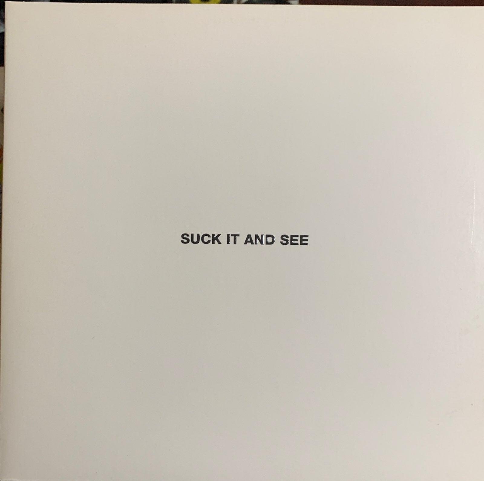 Arctic Monkeys Vinyl Record