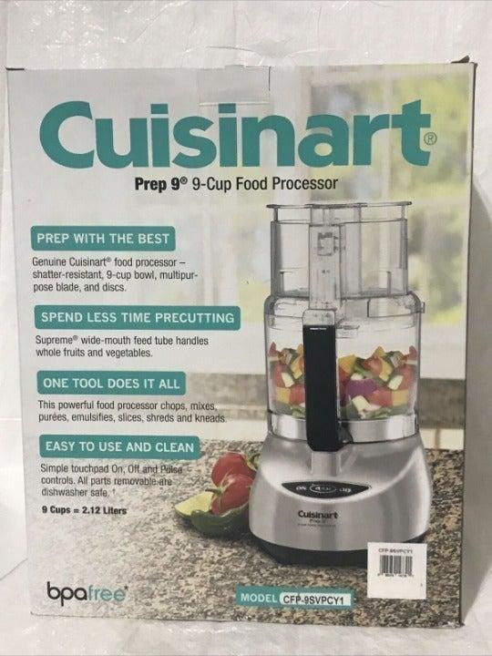 Cuisinart Prep 9 Food Processor 9-Cup