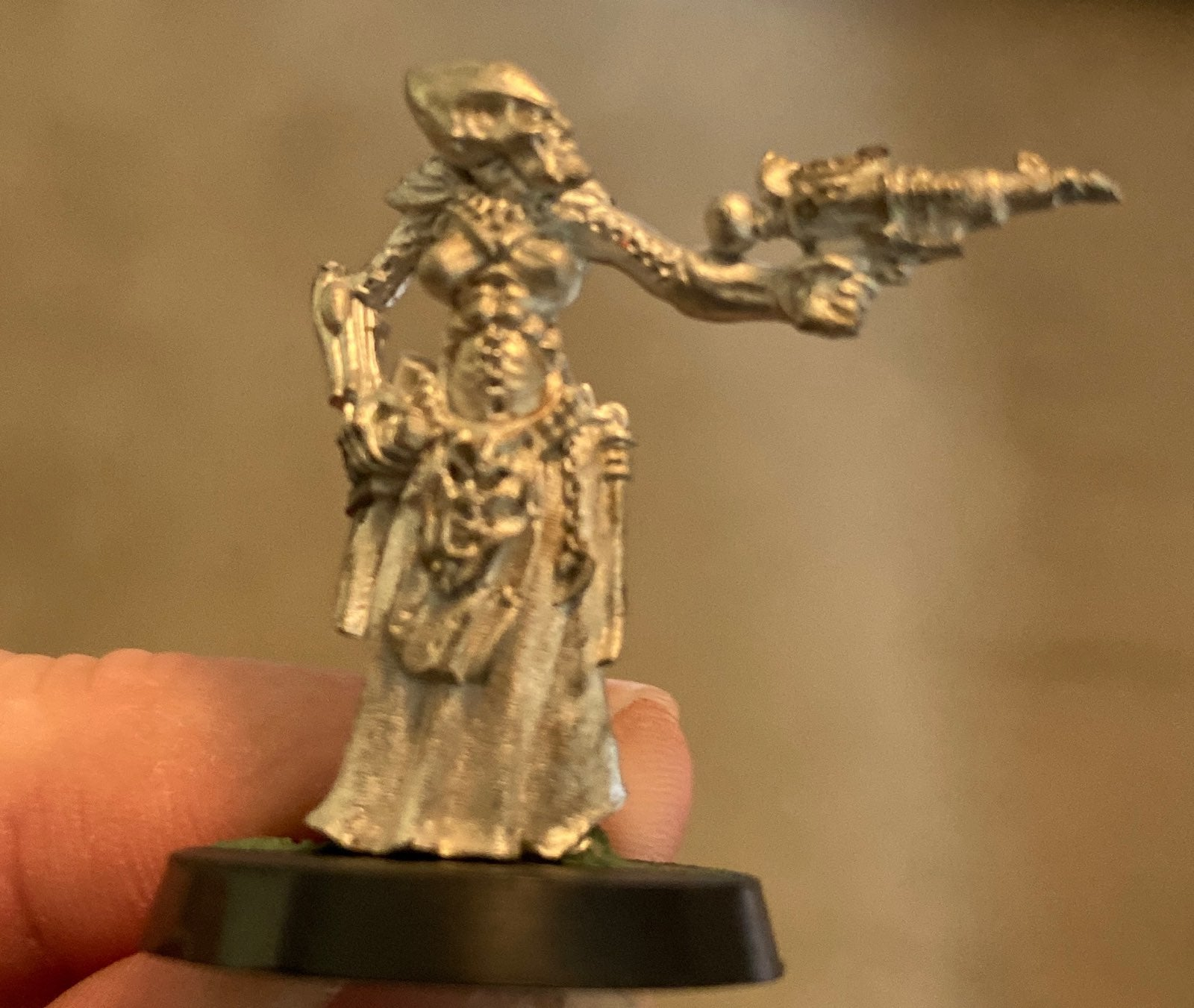 warhammer 40K OOP Drukhari Haemonculus