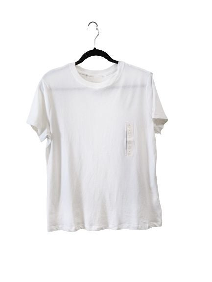 A New Day White Short Sleeve T-Shirt