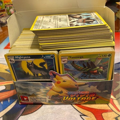 Vivid voltage booster box opened with ex