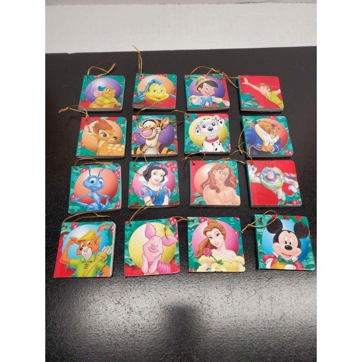 Lot of 16 Disney Advent Calendar Books/O