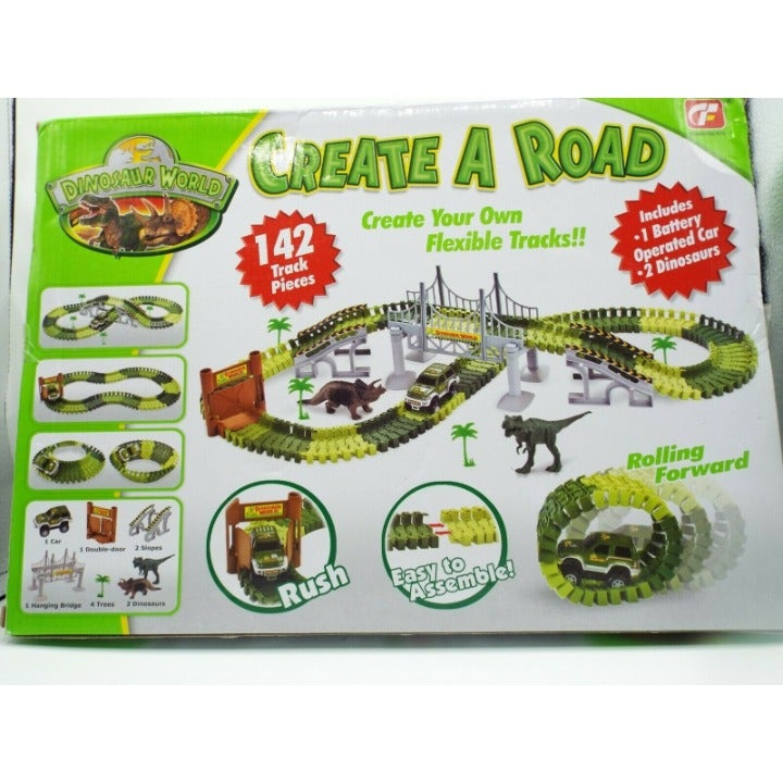 Dinosaur Toys,142pcs Create A Dinosaur