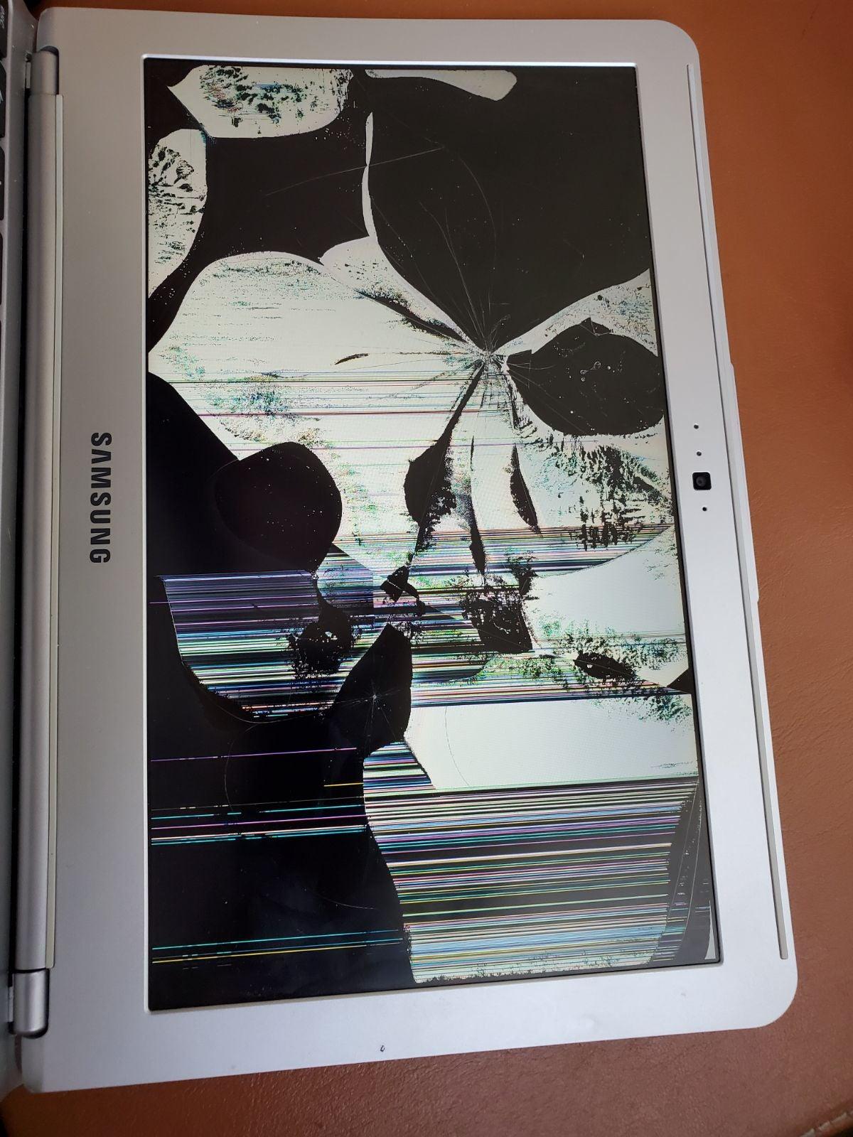 Samsung chromebook screen