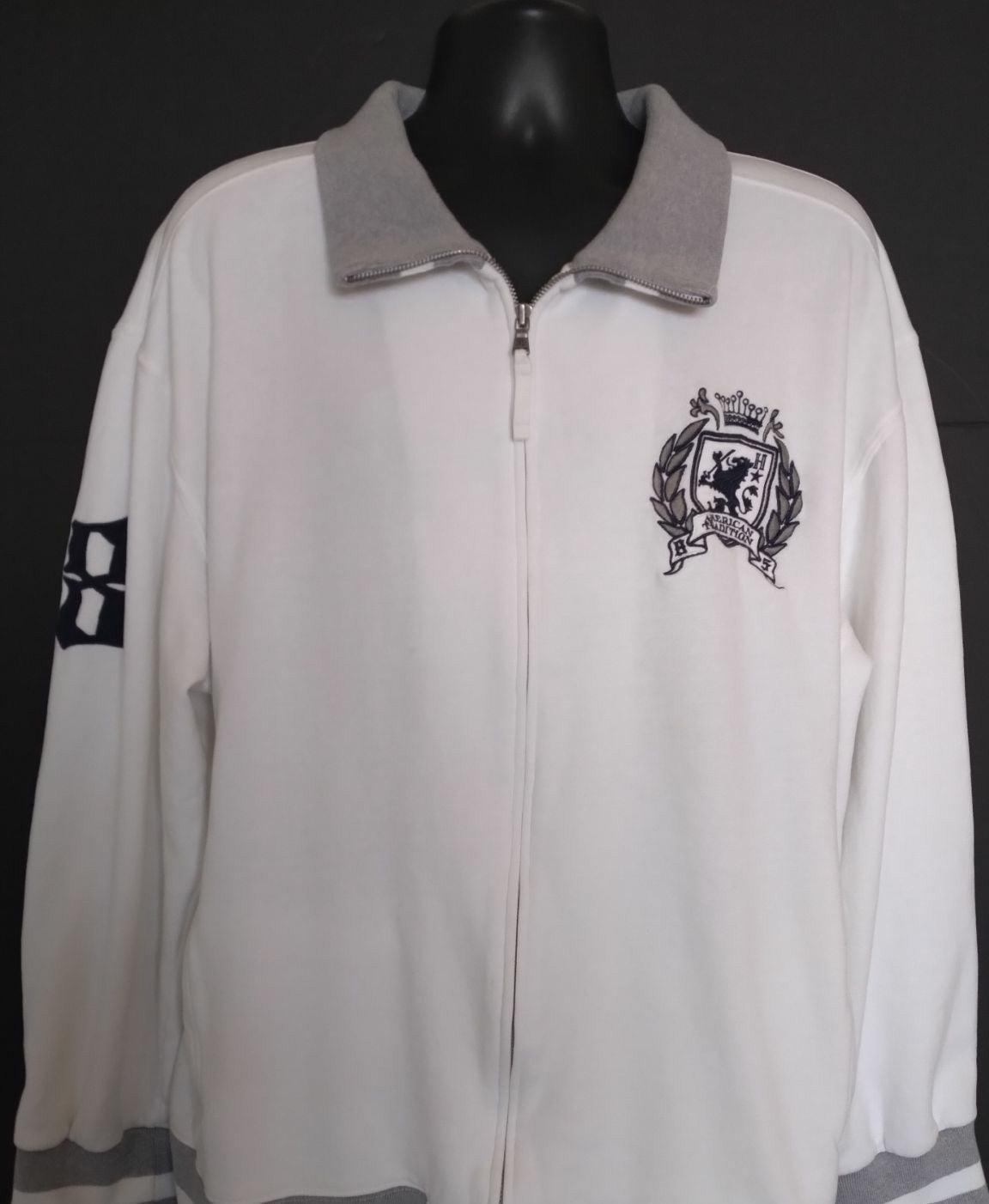 Tommy Hilfiger Men 2XL Sweatshirt Jacket
