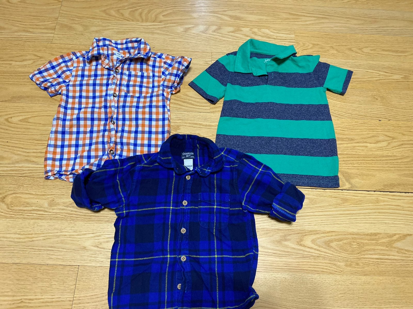 3T shirts