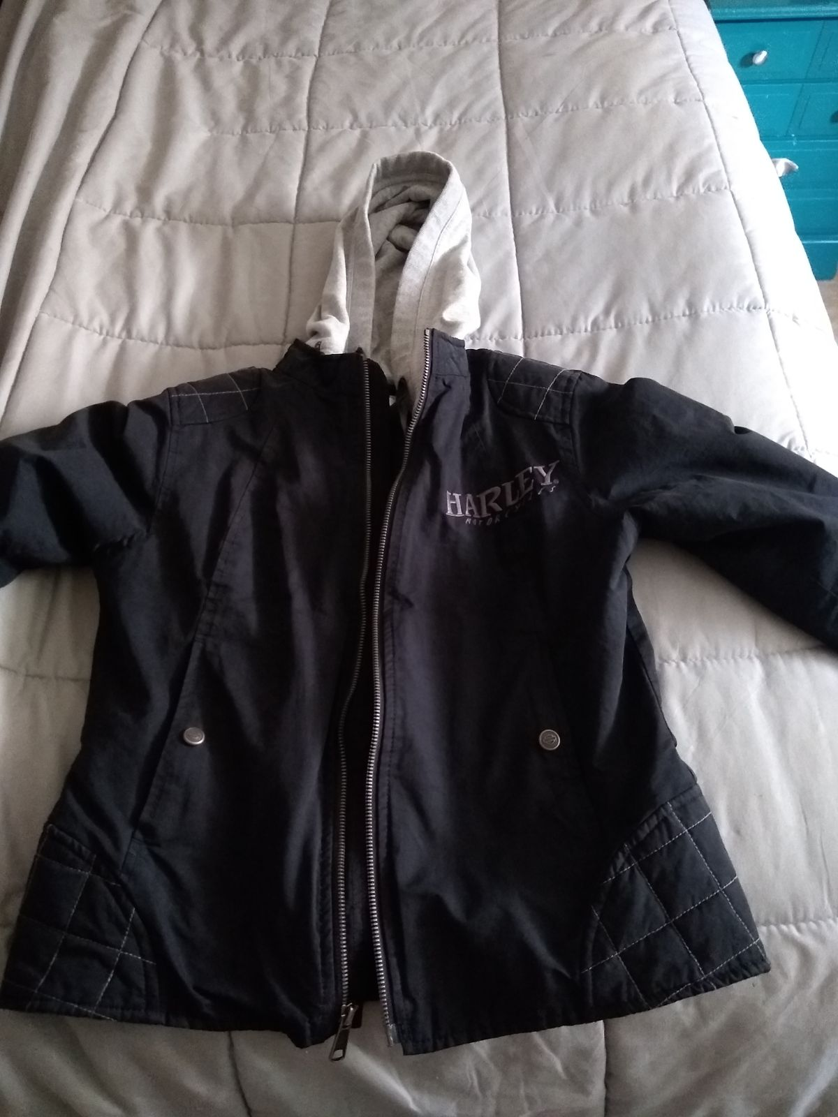Women's Harley Davidson Riding Jacket