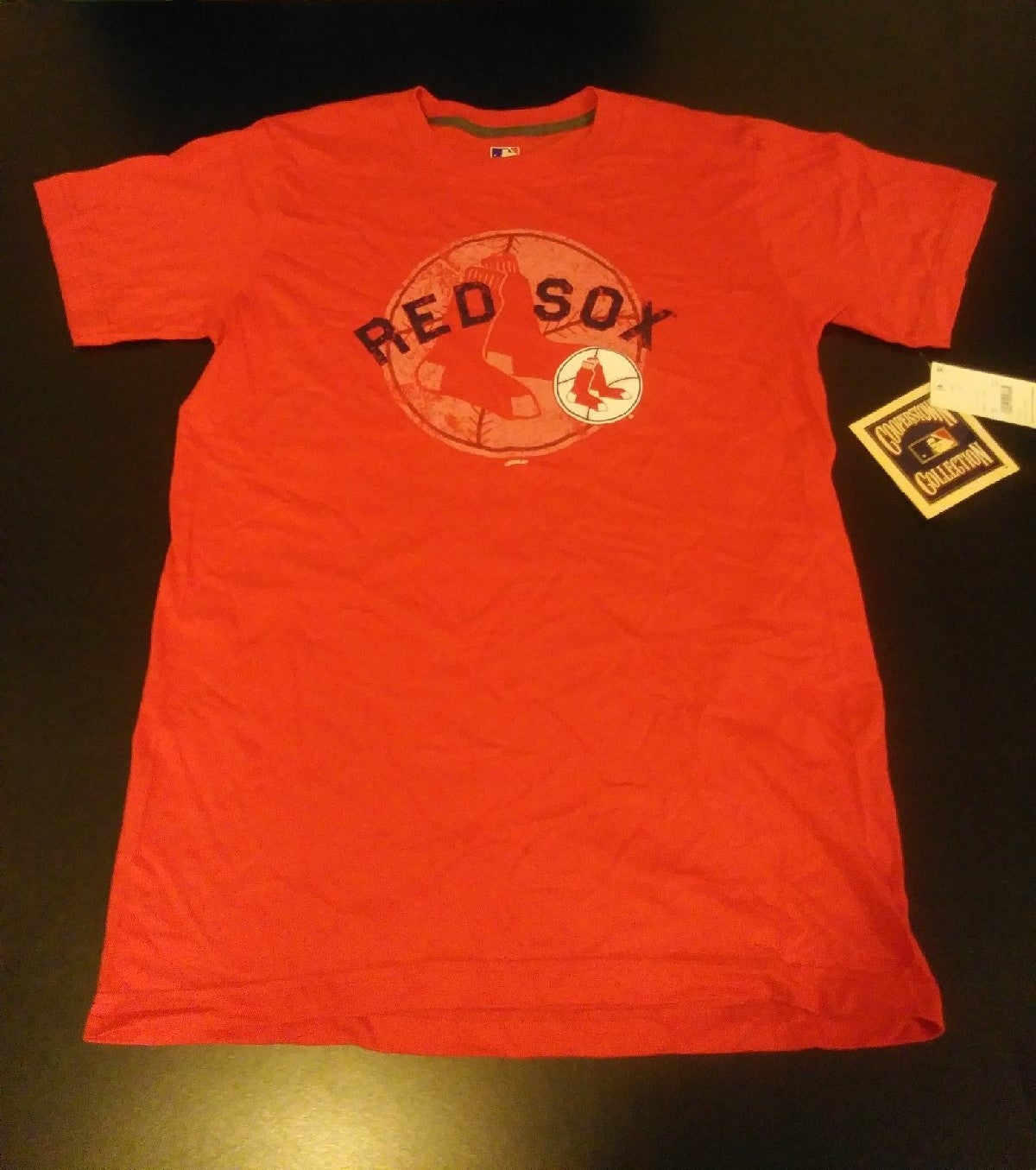 Boston Red Sox Cooperstown Collection T
