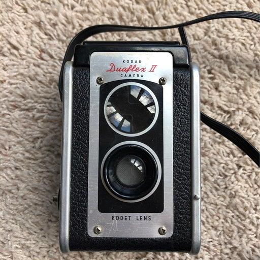 Kodak duaflex II vintage camera