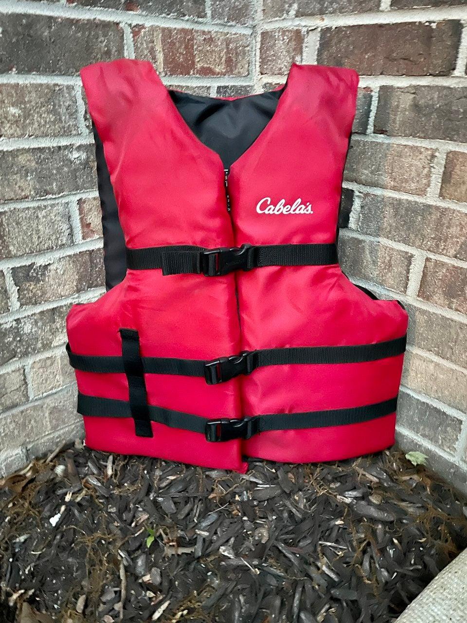 Cabela's Life Jacket