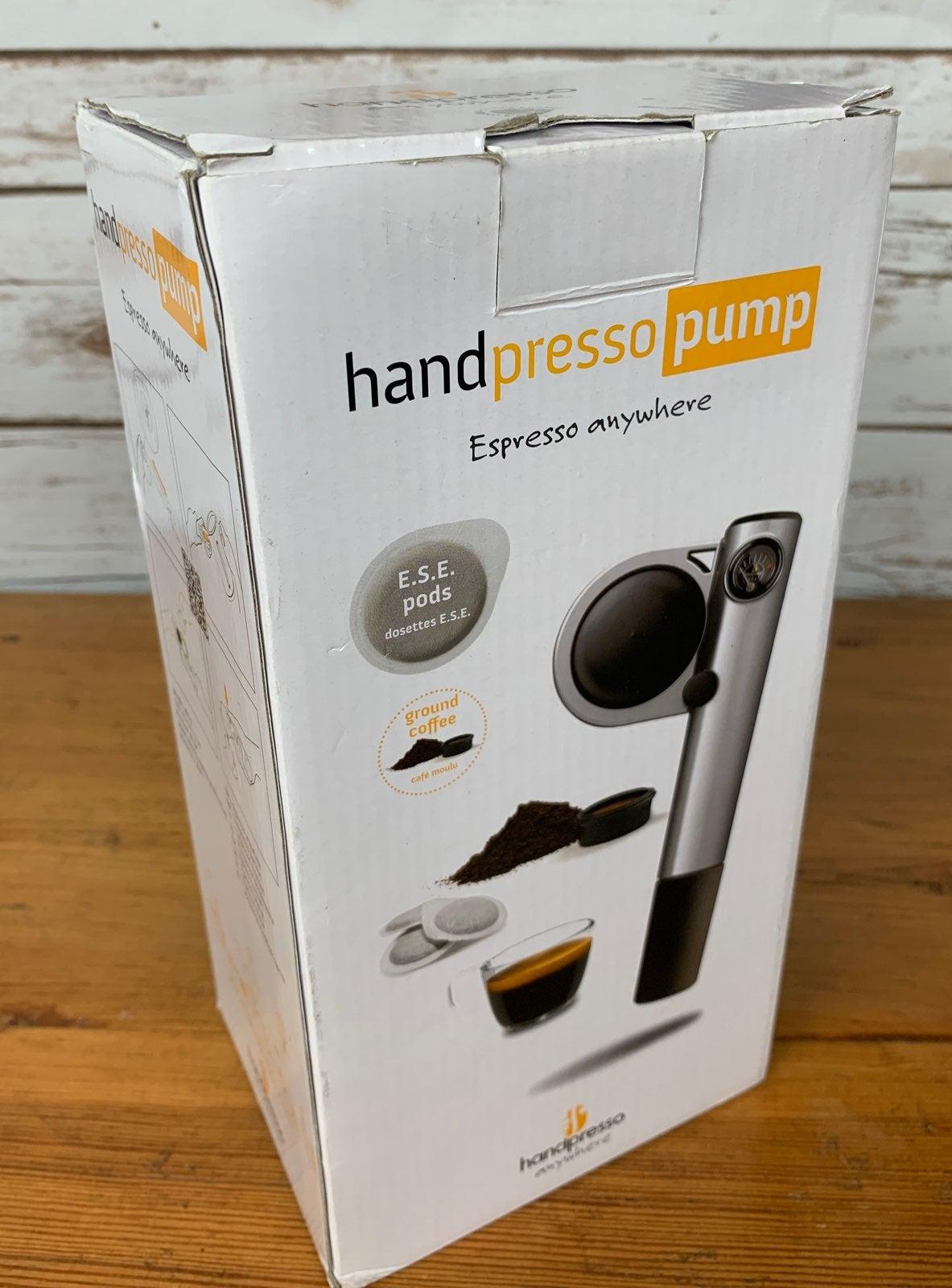 Handpresso pump - espresso anywhere