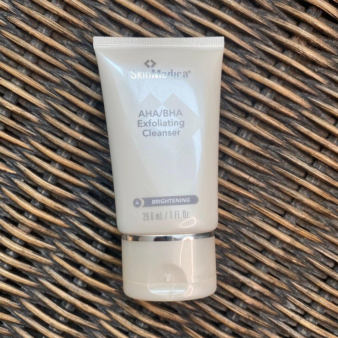 SkinMedica AHA/BHA Exfoliating Cleanser