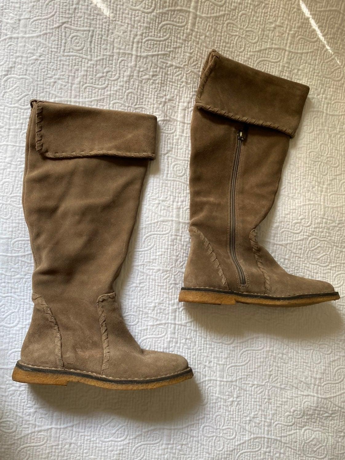 johnston and murphy nicole wedge boot