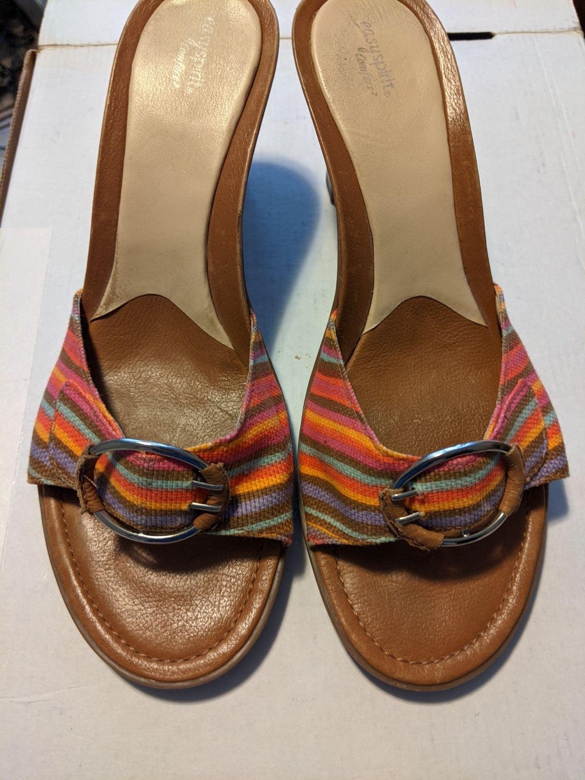 Sandals Size 7 1/2