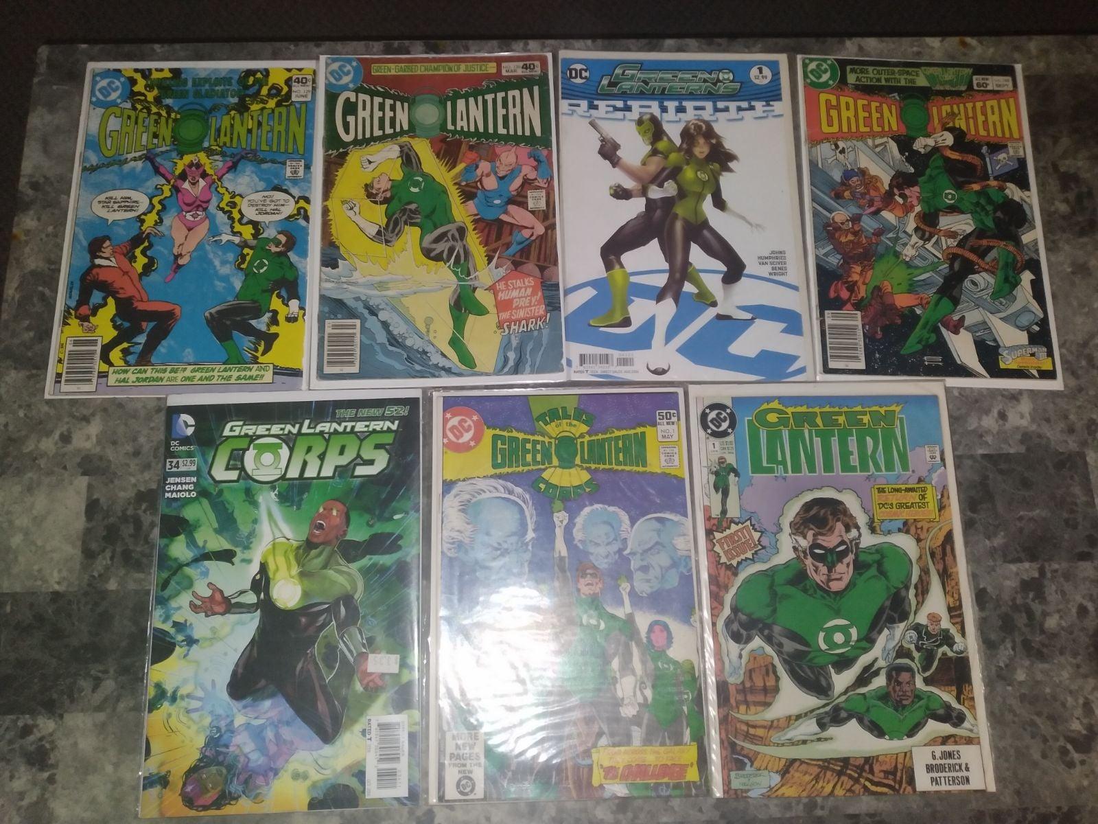 DC Comics  Green Lantern lot of 8
