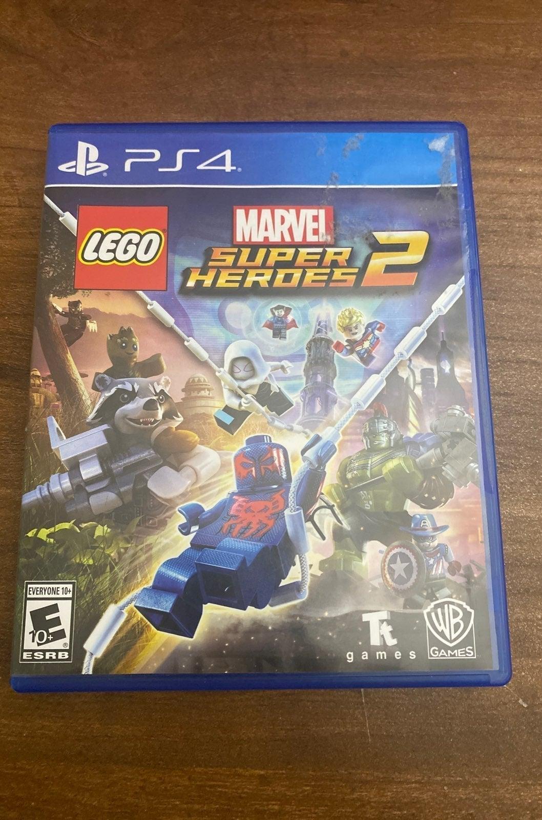 Lego Marvel Super heros 2 PS4
