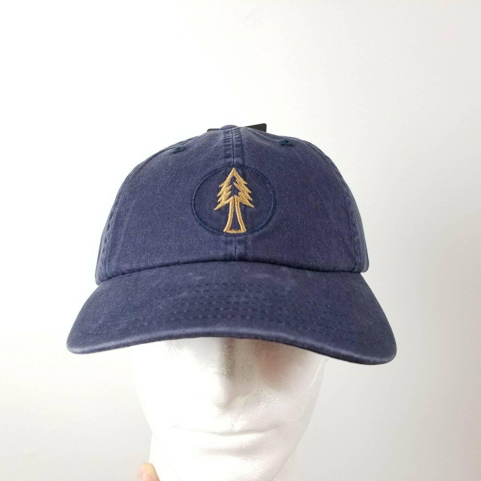 Pistil Jose Cap Hat Navy Blue Green