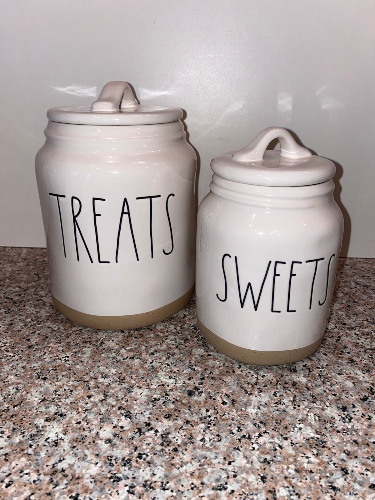 Rae Dunn Sweets & Treats Canisters