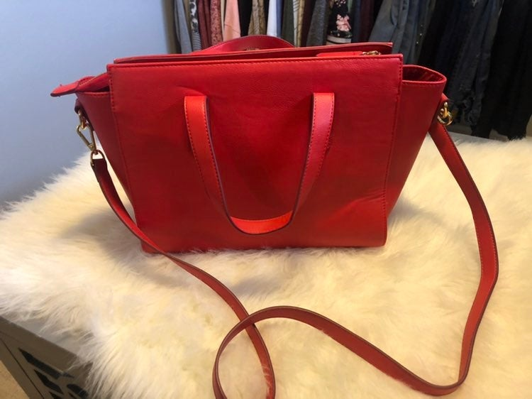 Red Old Navy Purse