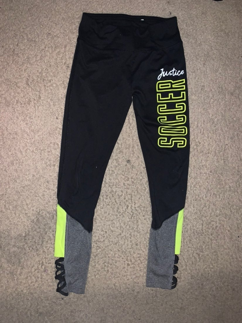 Justice leggings