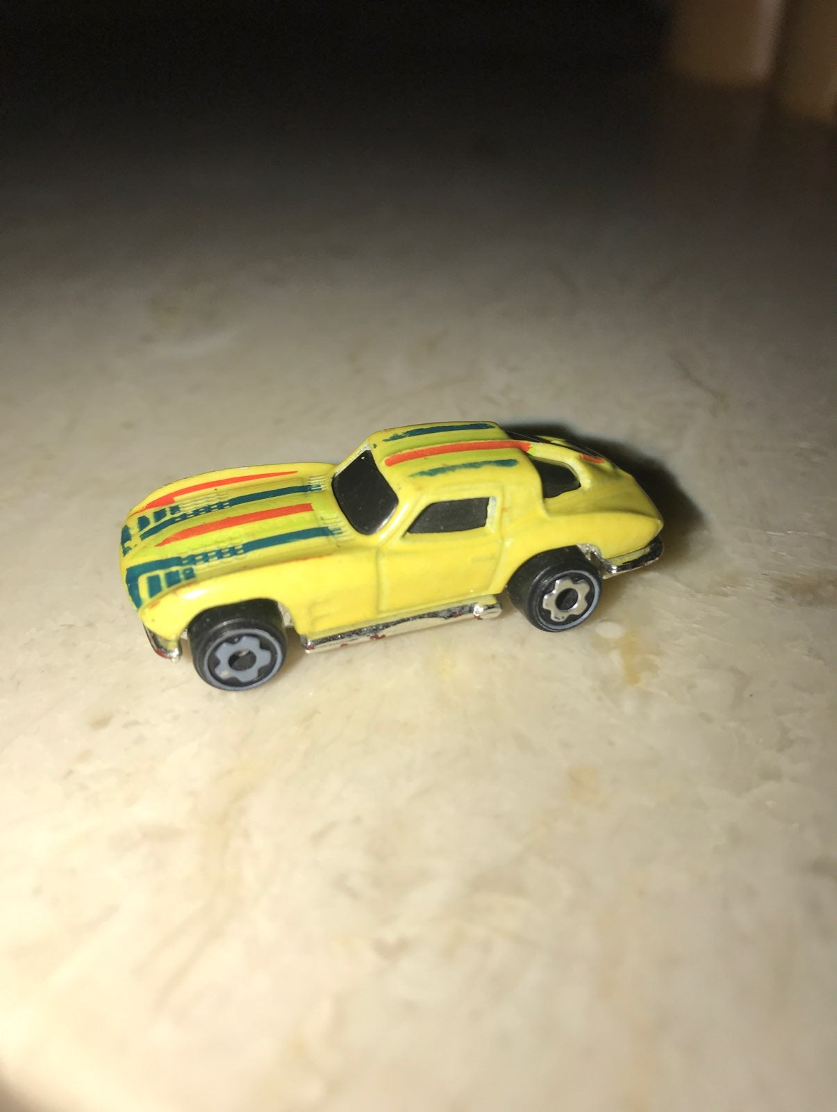 Vintage hot wheels micro mini 1979