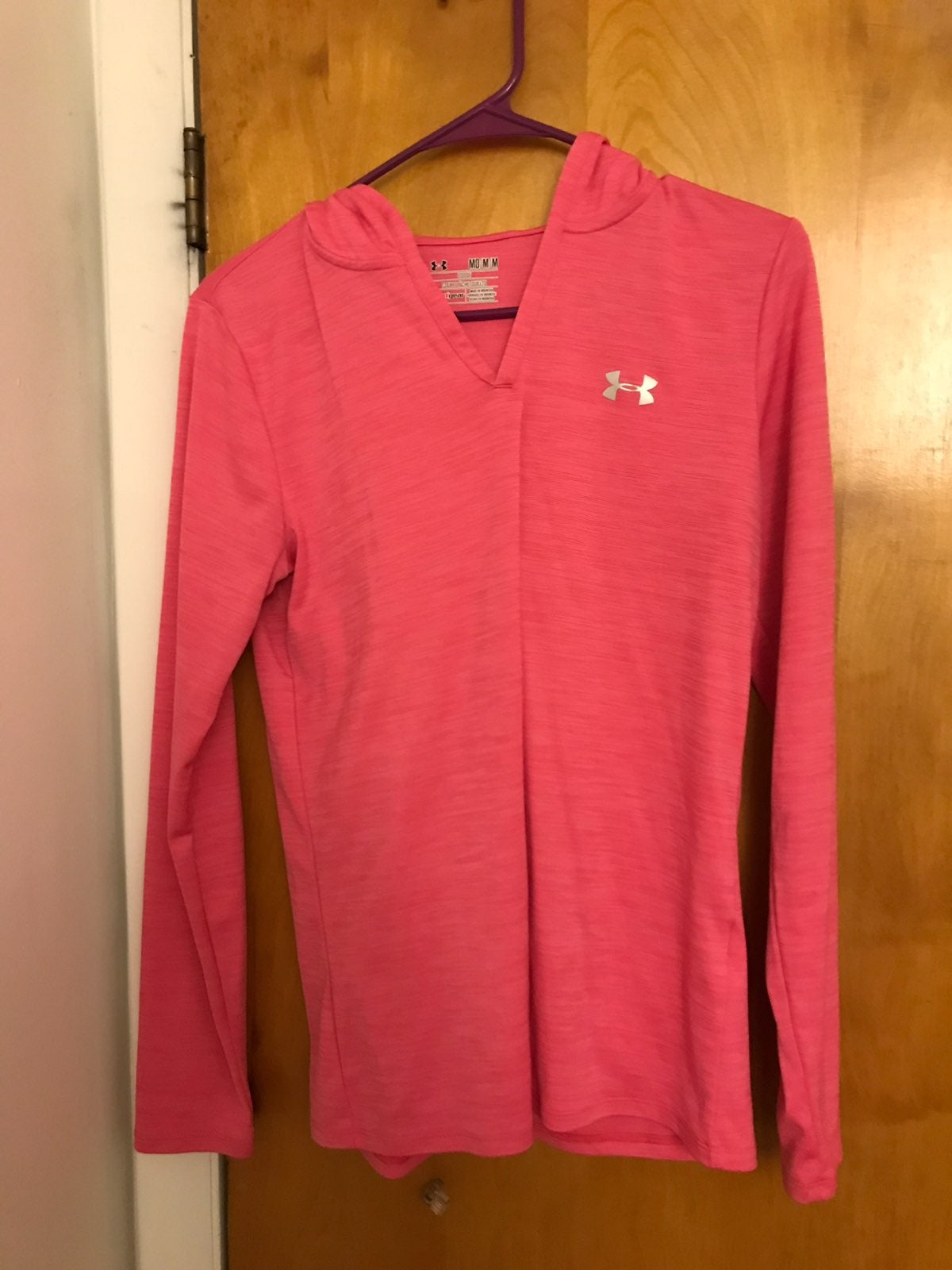 Under Armour Hoody Size Medium