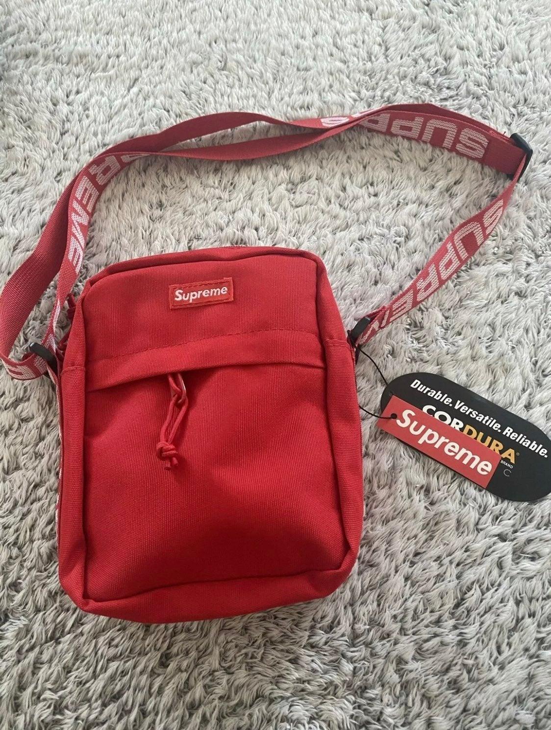 Supreme SS19 Waist Bag Authentic BOX LOGO SHOULDER BACKPACK DUFFLE MESSENGER TNF