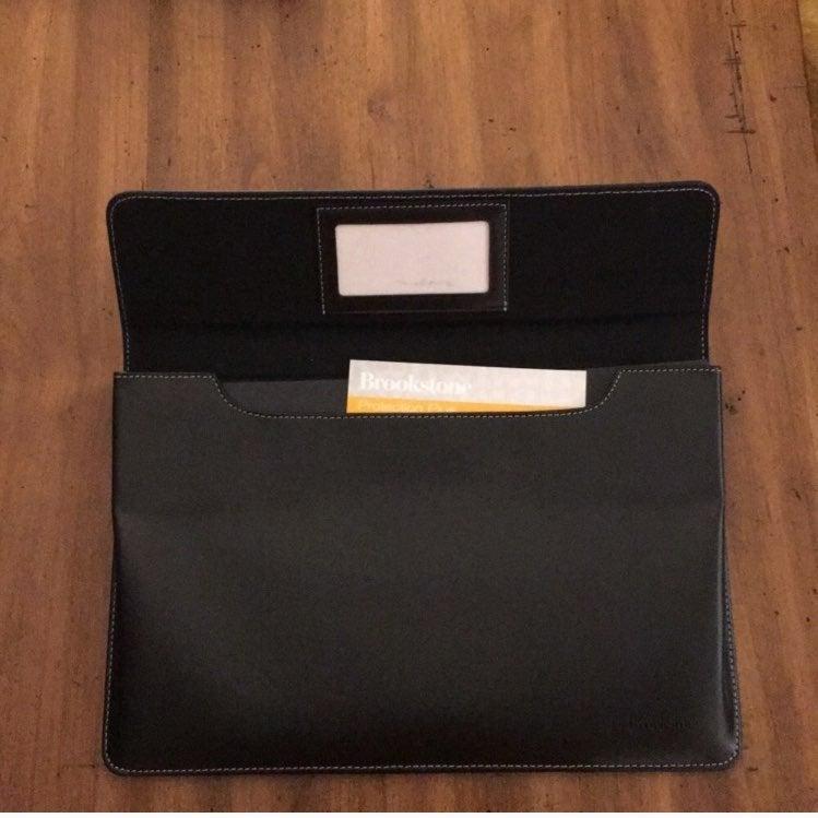 Brookstone Leather Case