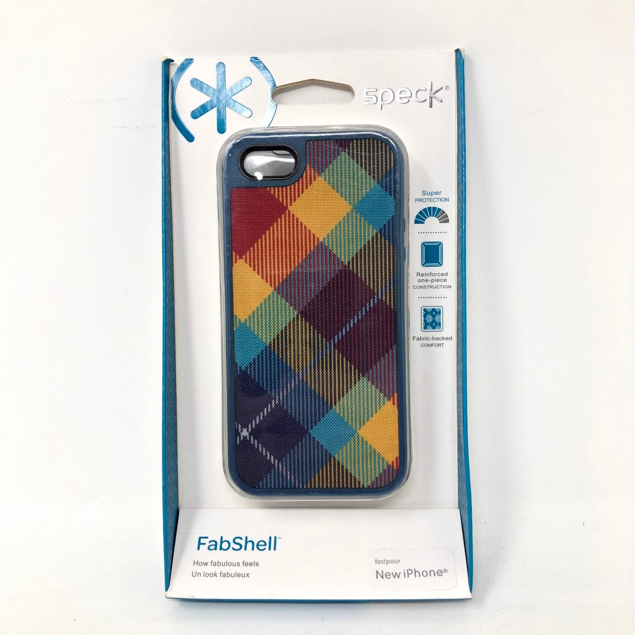 Iphone 5 Speck Plaid Phone Case Pattern