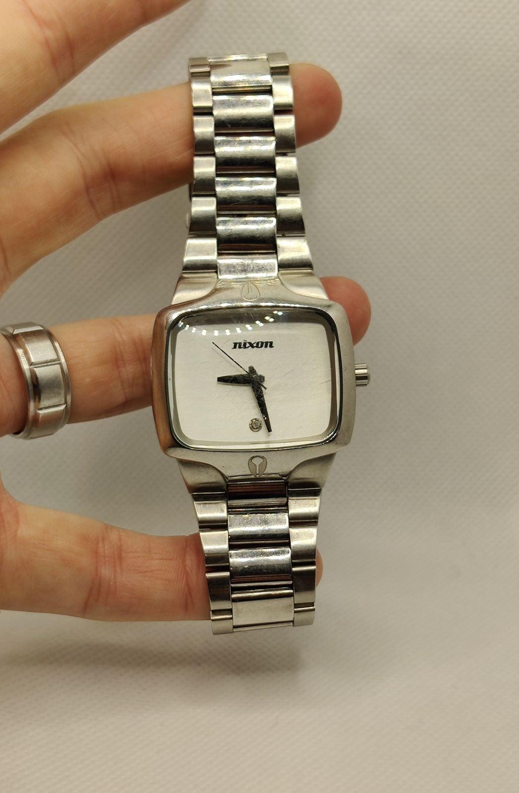 "Nixon ""The Player"" watch"