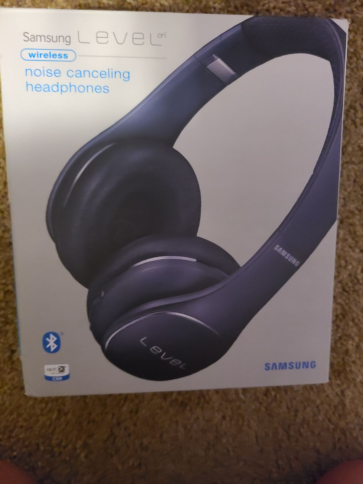 Samsung wireless headphones