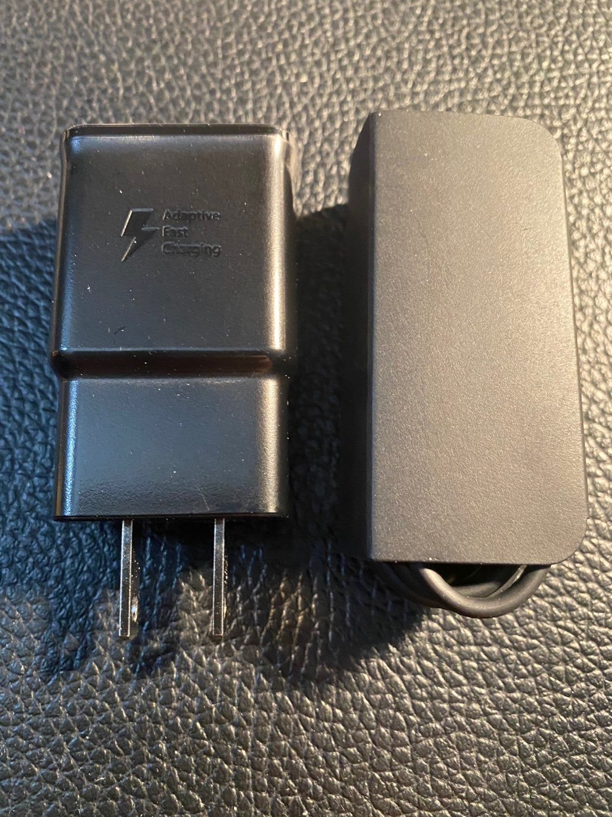 Original Samsung USB & Type-C Wall Chgr