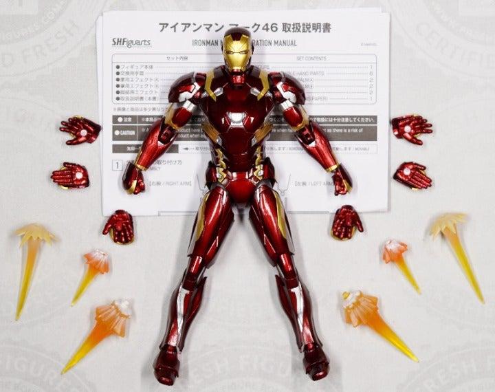 S.H. Figuarts Iron Man MK-46