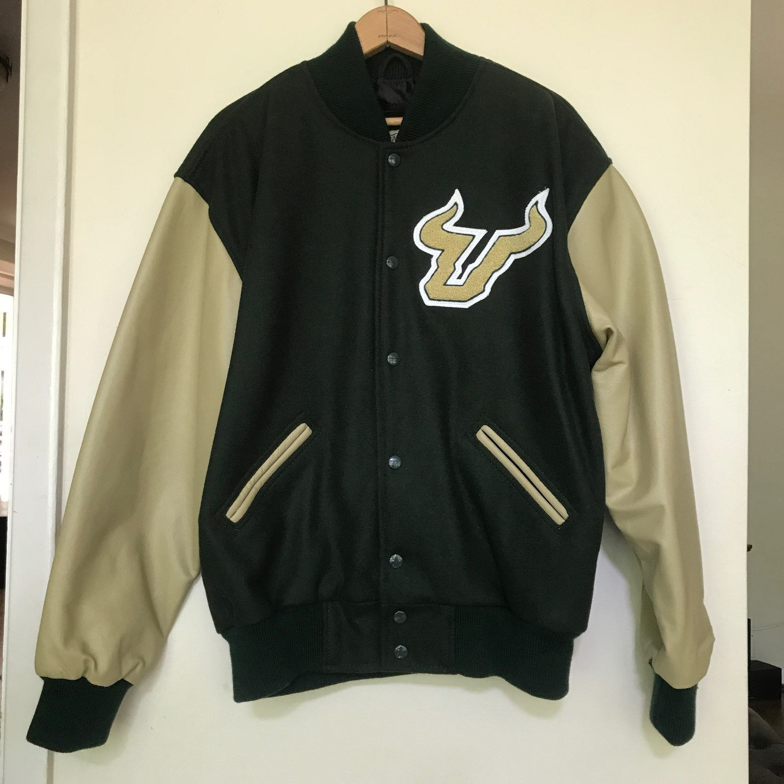 USF Bulls Varsity Jacket Memorabilia