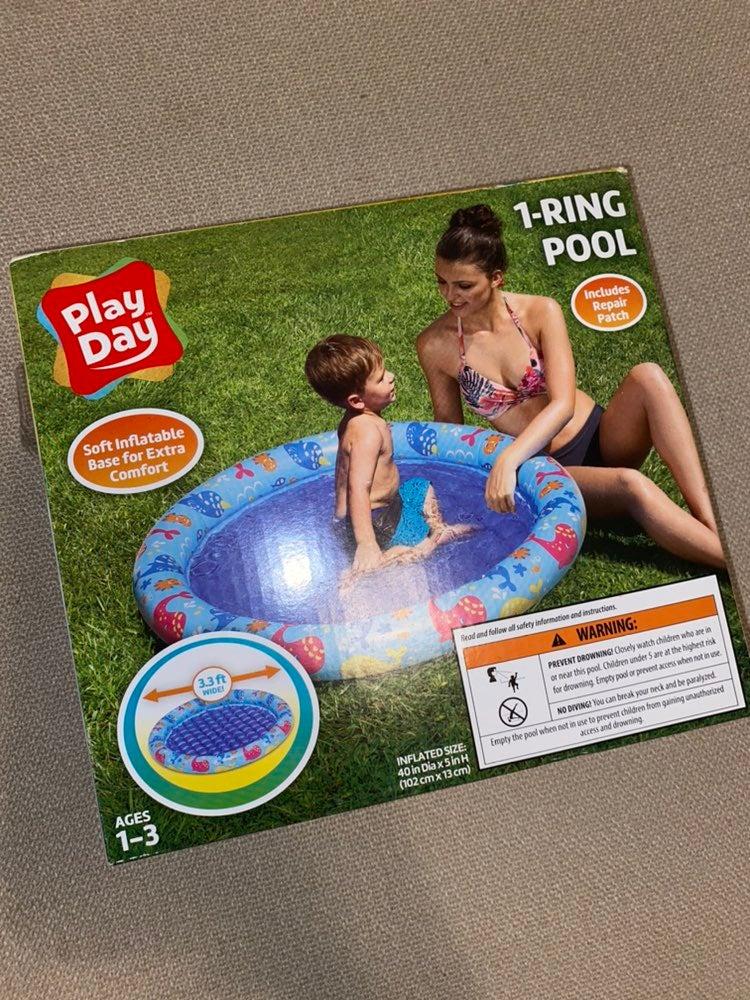 1 ring baby pool