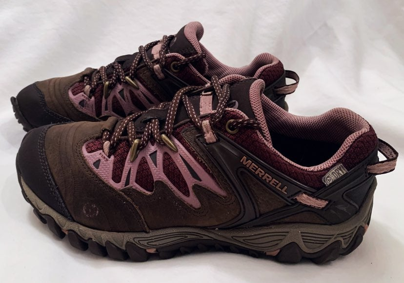 Merrell All Out Blaze Womens 7 Hiking