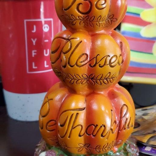 Pumpkin table top decor - Fall NEW