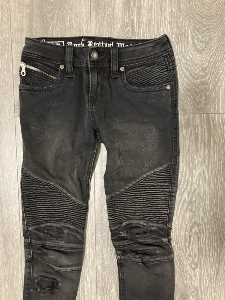 Rock revival jeans size 25