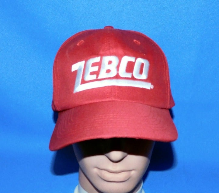 ZEBCO SNAP-BACK FISHING BASEBALL CAP