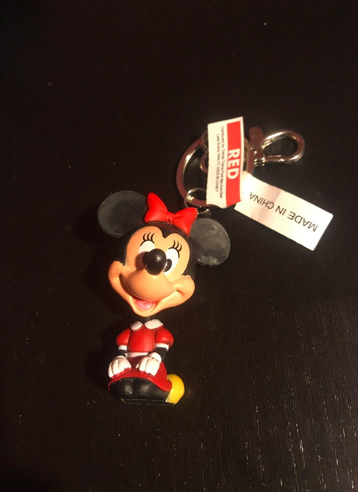 Minnie Mouse Bobble Head