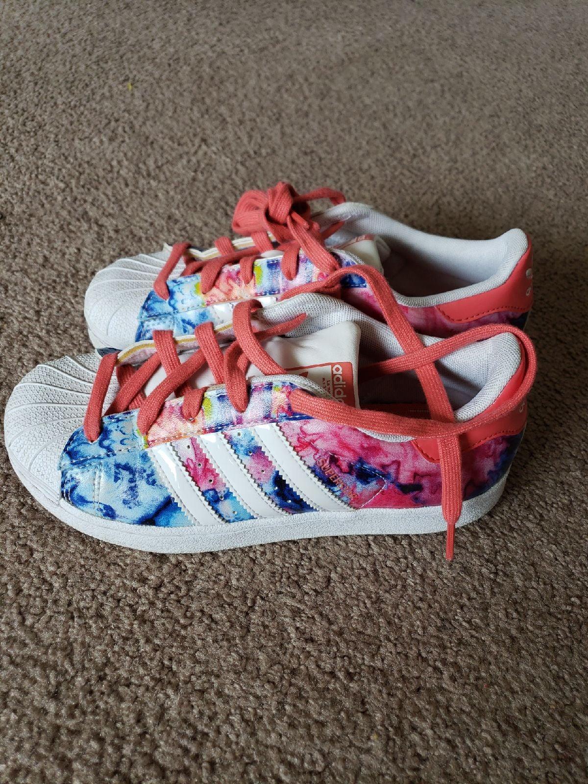 Adidas superstar Rt little kids size 3