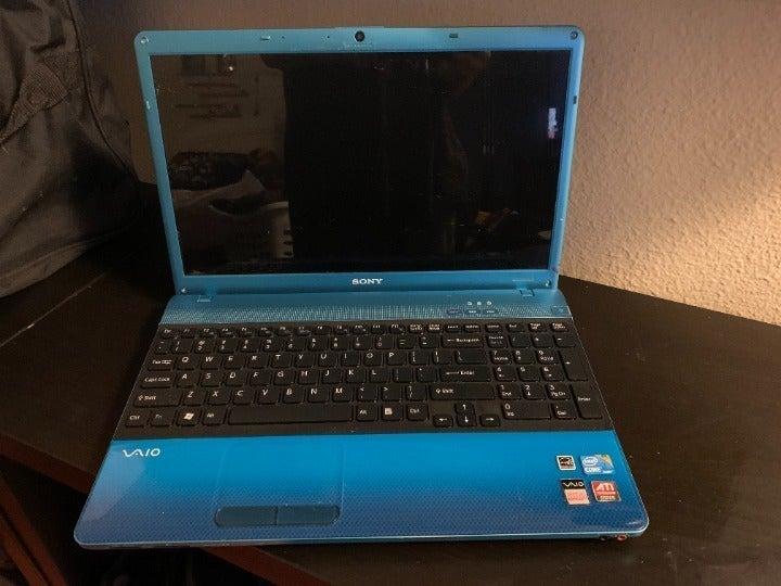 Sony Vaio Special Edition Laptop