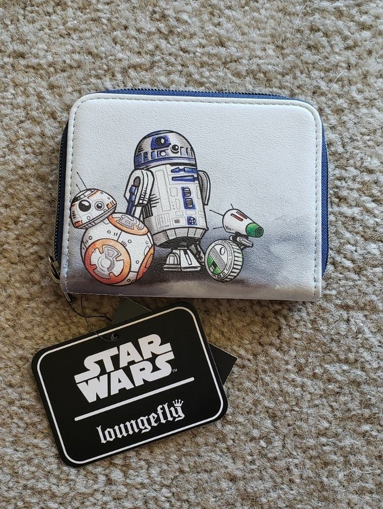 Loungefly Droids Wallet