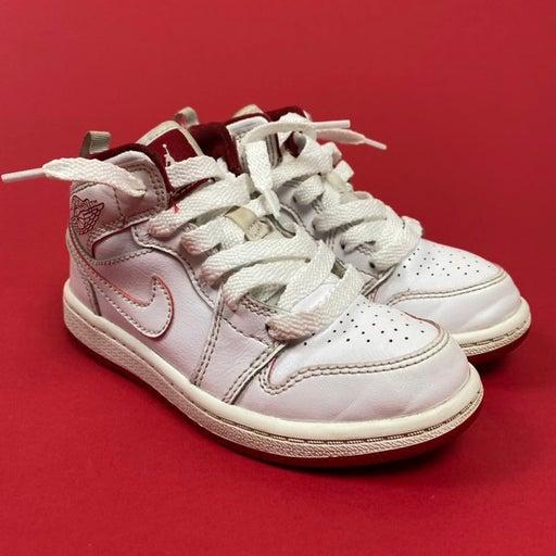 "Air Jordan 1 Mid ""Gym Red"""