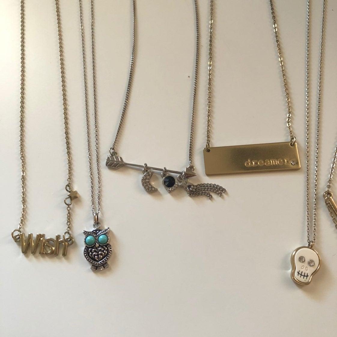 Necklace Bundle (6 necklaces)