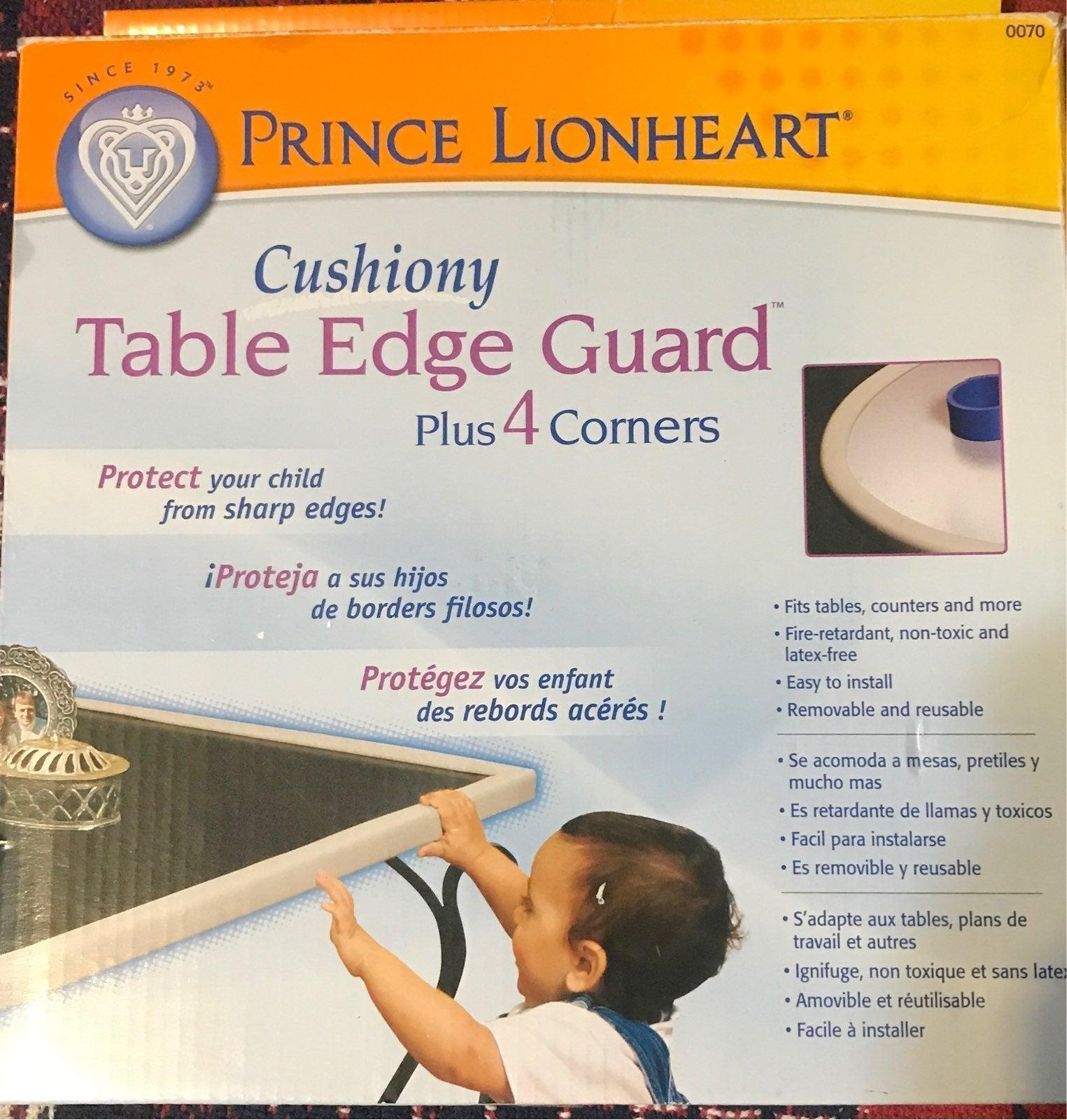 Prince Lionheart Cushiony Edge Guard Plu