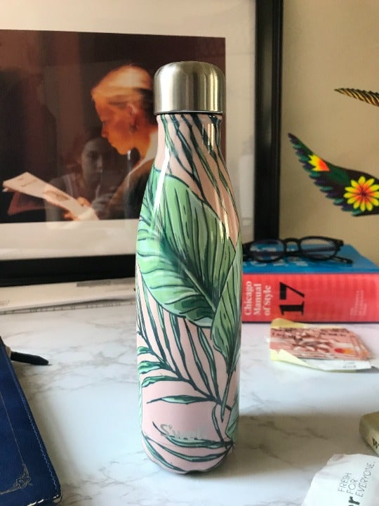 S'well Palm Front Water Bottle