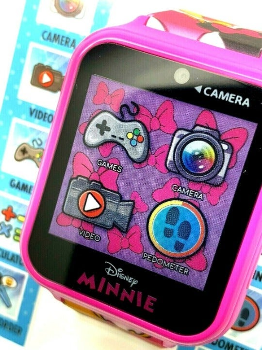 Disney Minnie Mouse Kids Video Watch