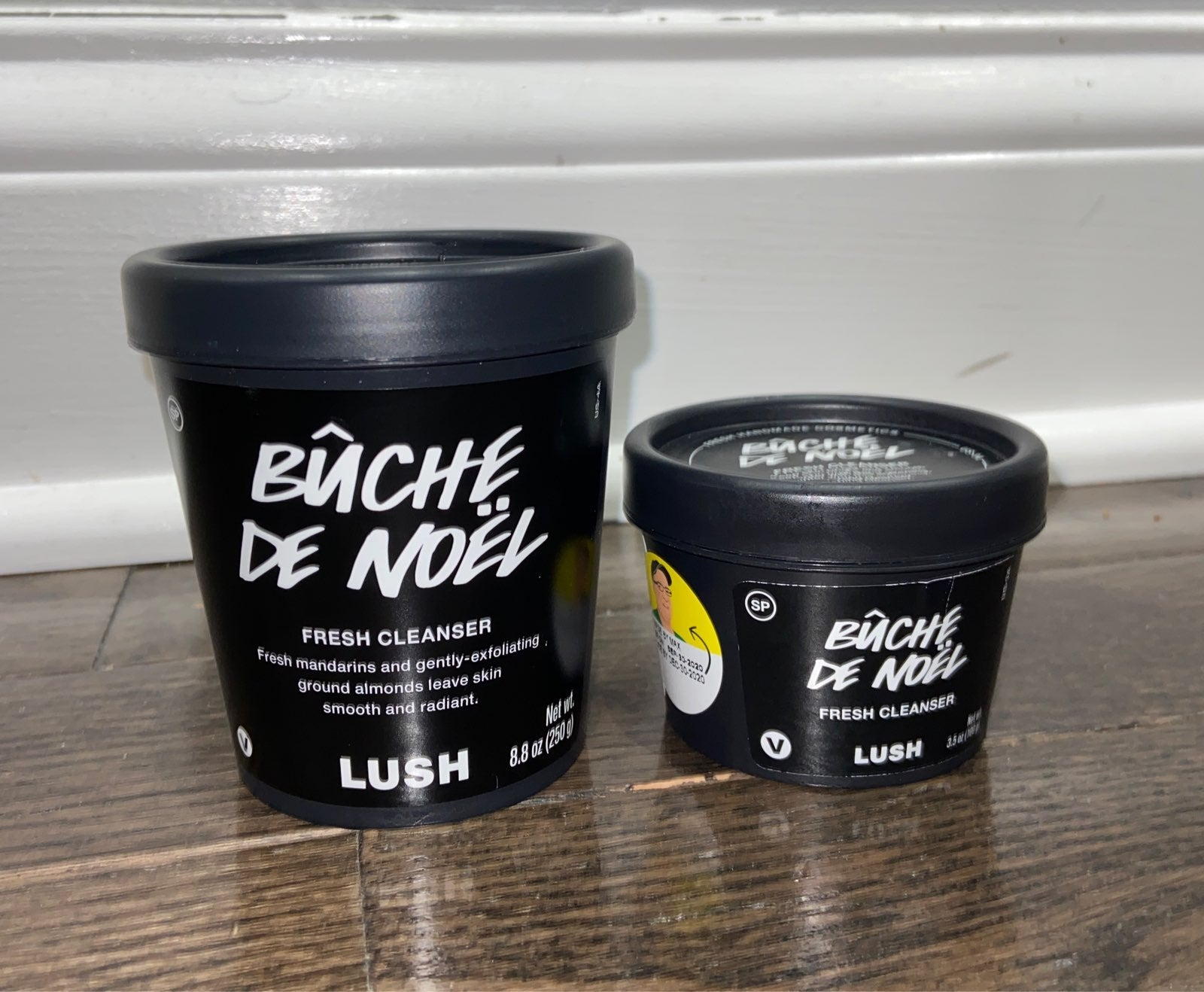 Lush Buche De Noel Cleanser